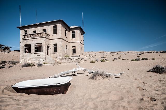Kolmanskop sehenswürdigkeiten in namibia